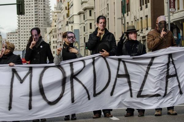 Manifestacion contra le ley mordaza 03