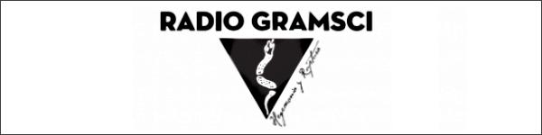 BANNER WEB RADIO RADIO GRAMSCI