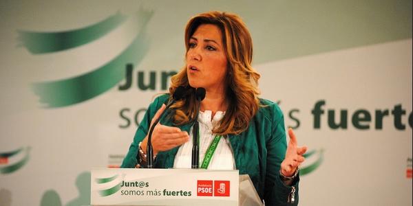 Susana Diaz 2 por PSOE de Andalucia