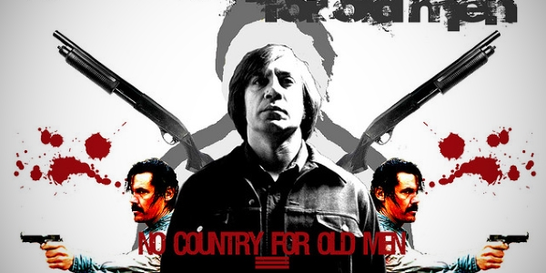 No country for old men por reed