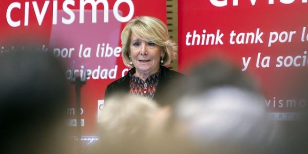 Esperanza Aguirre por PP Madrid