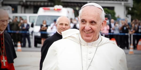 Papa Francisco por Blog do Planalto