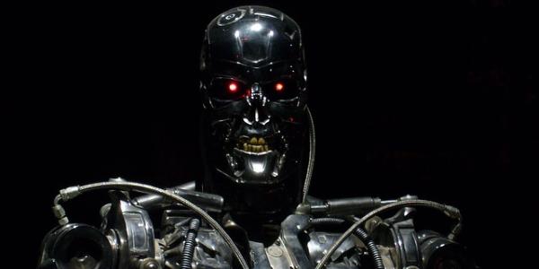 Terminator por Dick Thomas Johnson