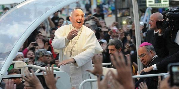 Papa Francisco por Ministerio de Cultura de la Nacion Argentina