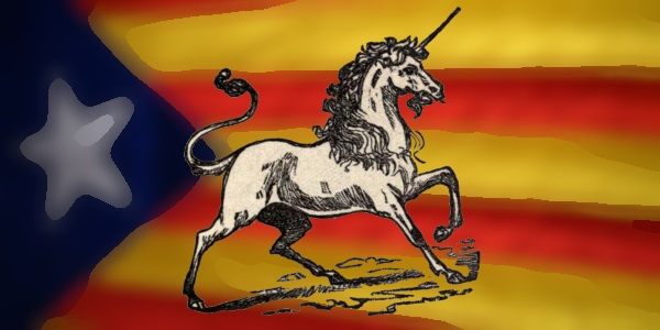 unicornio catalan por plaisanter