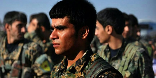 Ejercito kurdo por kurdishstruggle