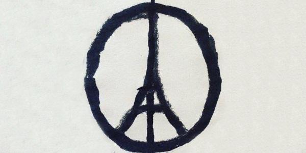 Paris Peace por Beatrice Urruspil