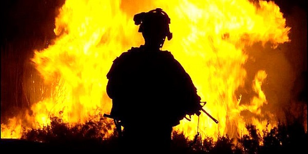 Soldado explosion por The US Army