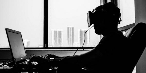 Oculus Rift pot Sergey Galyonkin