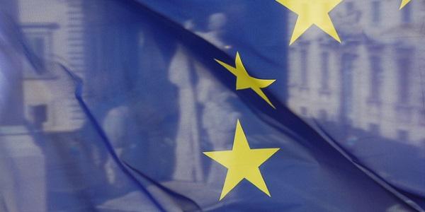 Bandera de la Union Europea por Bob
