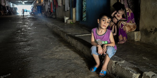Refugiados en Libano por Anthony Gale