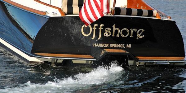 Offshore por Michael Patterson