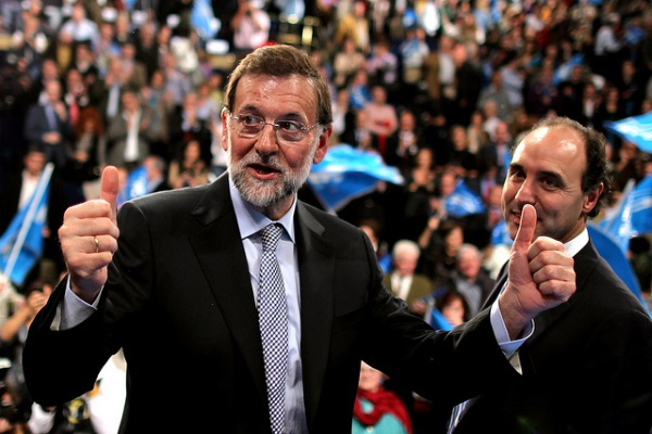 Mariano Rajoy el Austero por Partido Popular de Cantabria