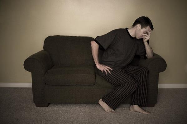 Parado en el sofa por KellyB