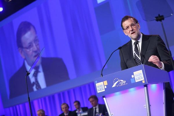 Mariano Rajoy por European Peoples Party
