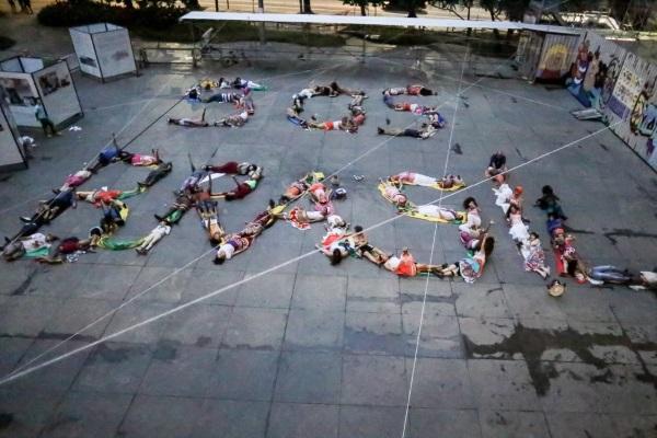 SOS Brasil por Delegación Mídia Ninja