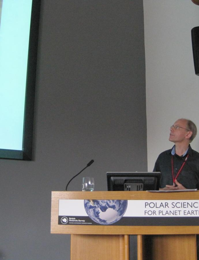 Polar biology and ecosystems workshop a success!