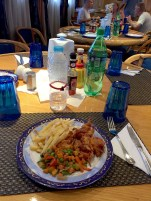 Red Sea Liveaboard Food