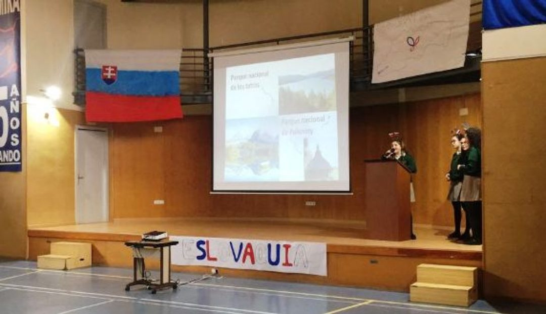 presentacion de eslovaquia