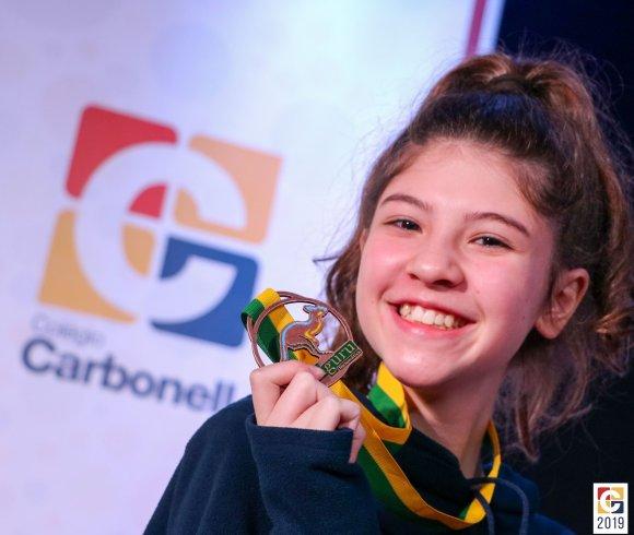Ensino forte: evento premia alunos do Ensino Fundamental 2 por suas conquistas no 2° bimestre