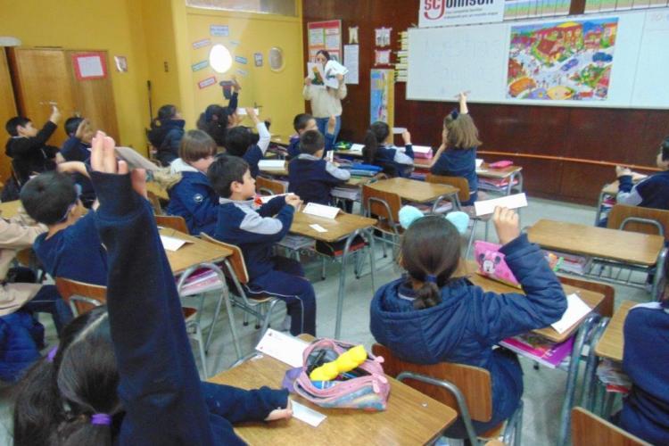 FUNDACION EDUCACION EMPRESA JUNIOR ACHIEVEMENT