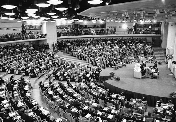 Conferência de Estocolmo, 1972 - Primeiro Debate sobre Meio ...