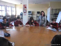 Olimpiadas de Geografia Instancia Escolar 8