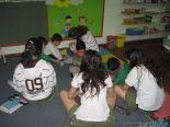 Alumnos de 6to año con Jardineros 11
