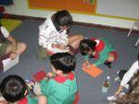 Alumnos de 6to año con Jardineros 7