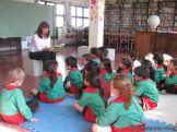 Lectura en Biblioteca 1