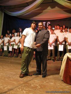 Acto de Clausura de la Secundaria 2009 103