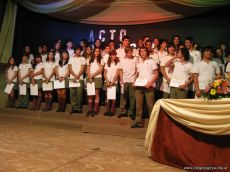 Acto de Clausura de la Secundaria 2009 110