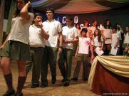 Acto de Clausura de la Secundaria 2009 115