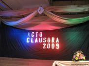Acto de Clausura de la Secundaria 2009 119