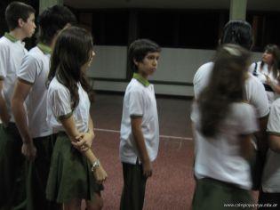 Acto de Clausura de la Secundaria 2009 12
