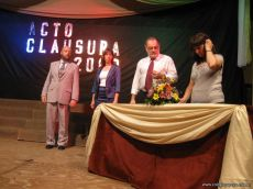 Acto de Clausura de la Secundaria 2009 23