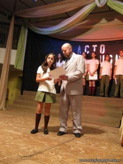 Acto de Clausura de la Secundaria 2009 42