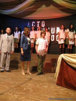 Acto de Clausura de la Secundaria 2009 55