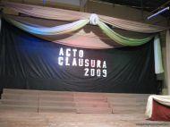 Acto de Clausura de la Secundaria 2009 7