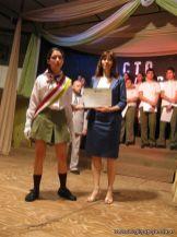 Acto de Clausura de la Secundaria 2009 76