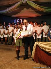 Acto de Clausura de la Secundaria 2009 90