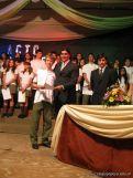 Acto de Clausura de la Secundaria 2009 98