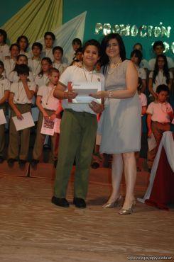 Acto de Colacion de Primaria 2009 209