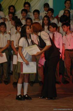Acto de Colacion de Primaria 2009 235