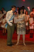 Acto de Colacion de la Promocion 2009 101