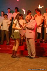 Acto de Colacion de la Promocion 2009 104