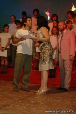 Acto de Colacion de la Promocion 2009 112