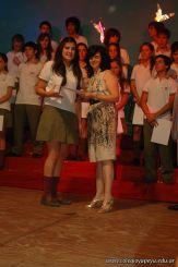Acto de Colacion de la Promocion 2009 118