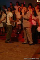 Acto de Colacion de la Promocion 2009 131
