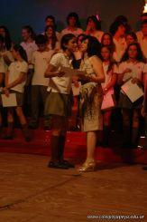 Acto de Colacion de la Promocion 2009 132